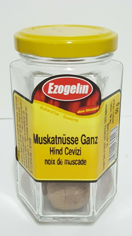 Muskatnusse Ganz EZOGELIN 50 g