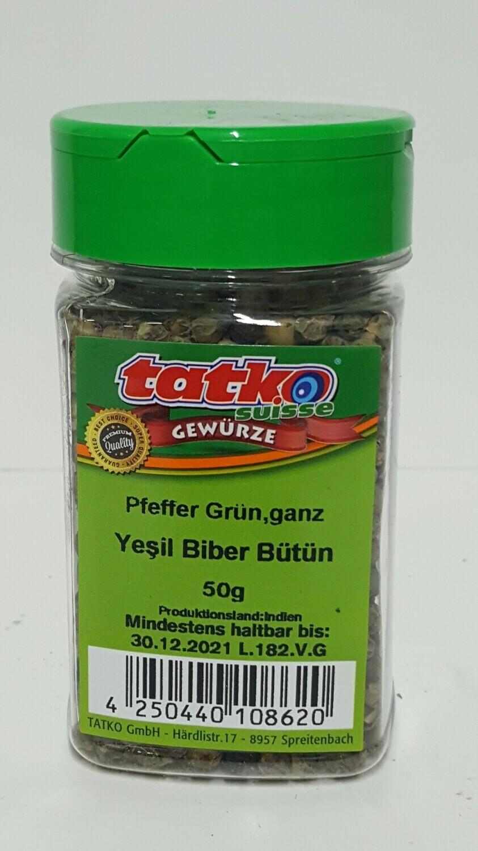 Pfeffer Grun Ganz TATKO 50 g