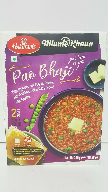 Pao Bhaji HALDIRAMS 300 g