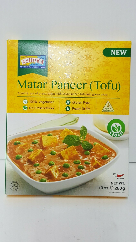 Matar Paneer Tofu Ashoka 280 g