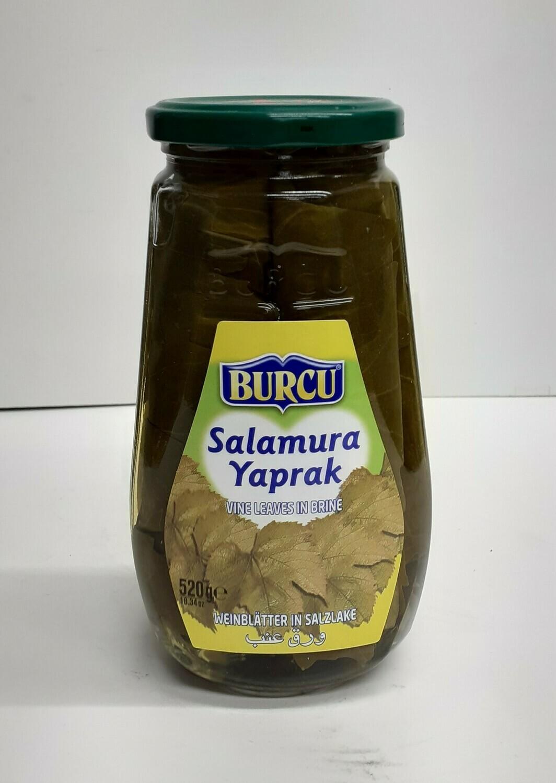 Salamura Yaprak BURCU 520 g