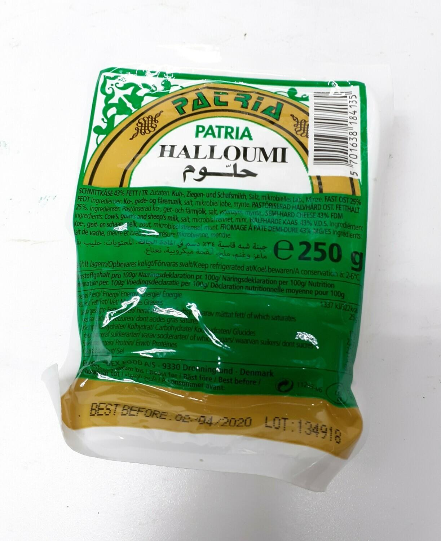 PATRIA HALLOUMI 250 g