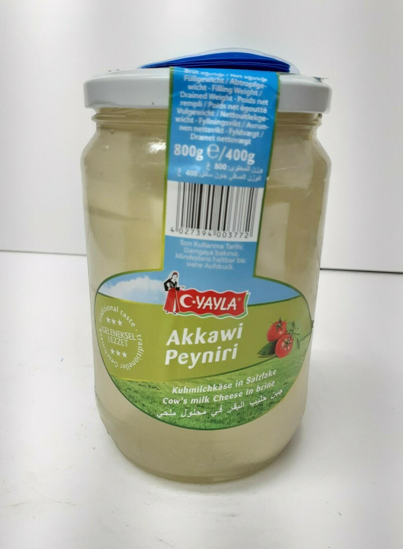 Akkawi Peyniri C YAYLA 800 g