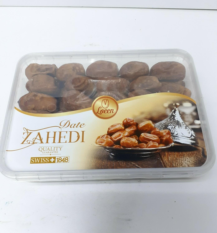 Date Zahedi LOEEN
