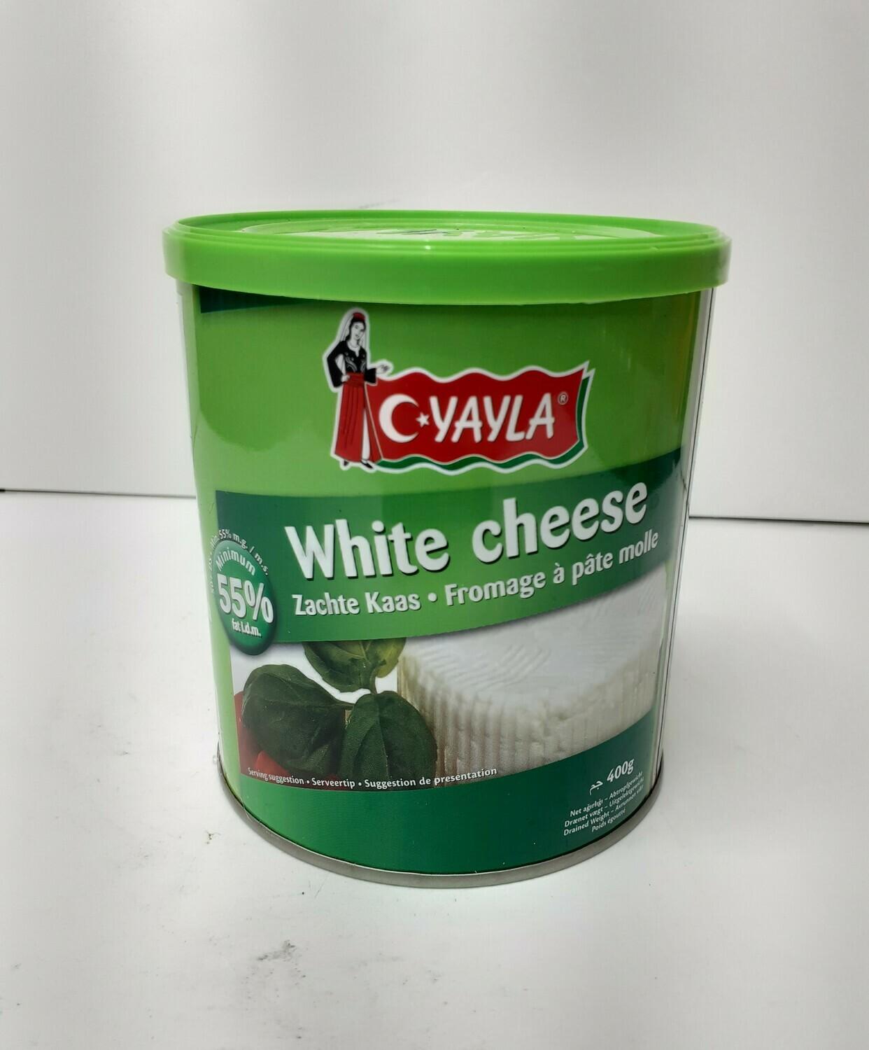 White Cheese C YAYLA 400 g