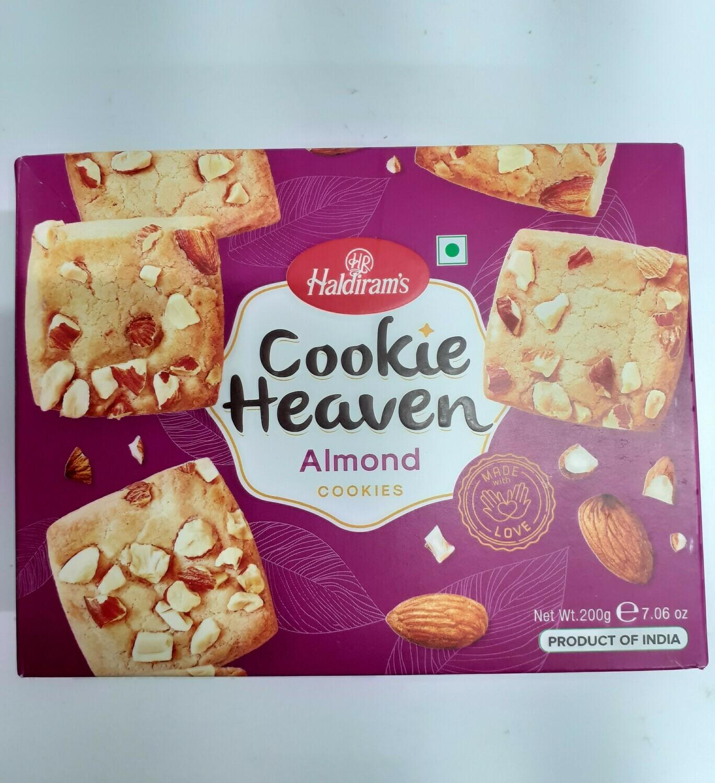 Cookie Heaven Almond HALDIRAM'S 200 g