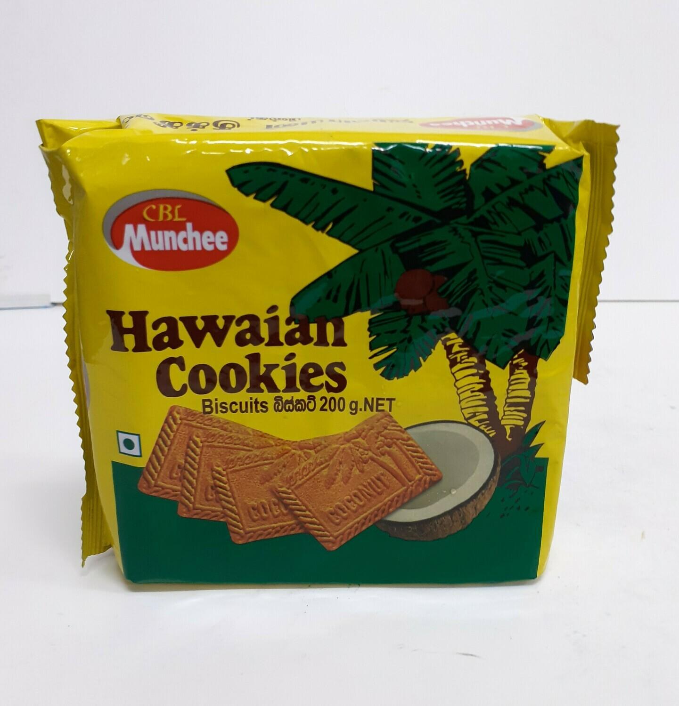 Hawaian Cookies CBL MUNCHEE 200 g