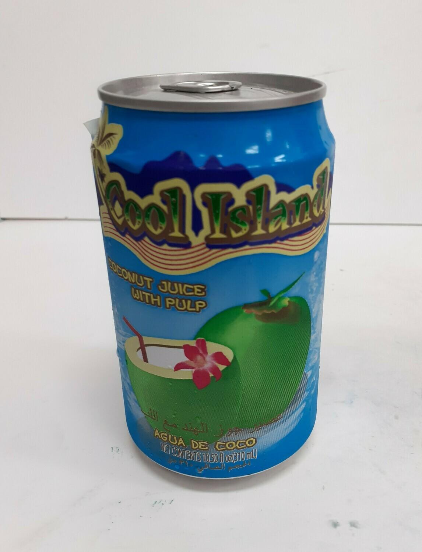 Coconut Juice COOL ISLAND 310 ml