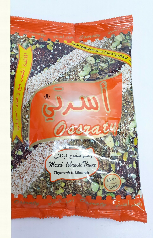 Thym Mixte Libanais OSSRATY 454 g