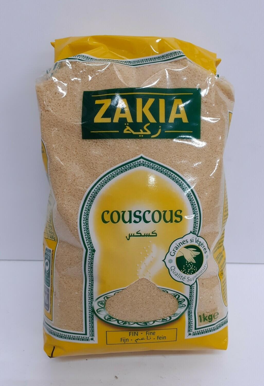 Couscous ZAKIA 1Kg
