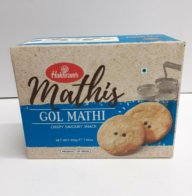 Gol Mathi HALDIRAM'S 200 g