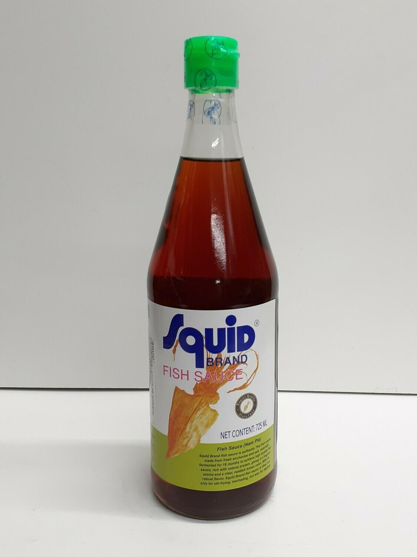 Fish Sauce SQUID 725 ml