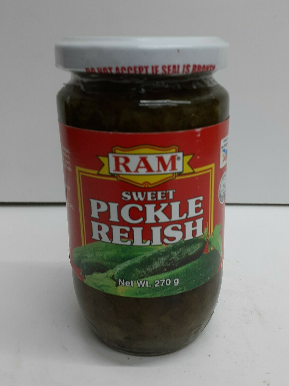 Sweet Pickle Relish RAM 270 g