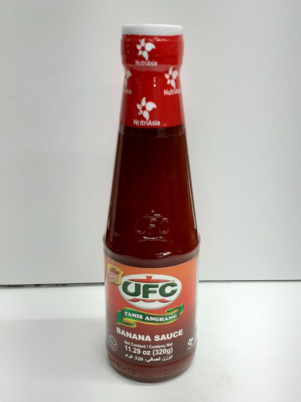 Banana Sauce UFC 320 g