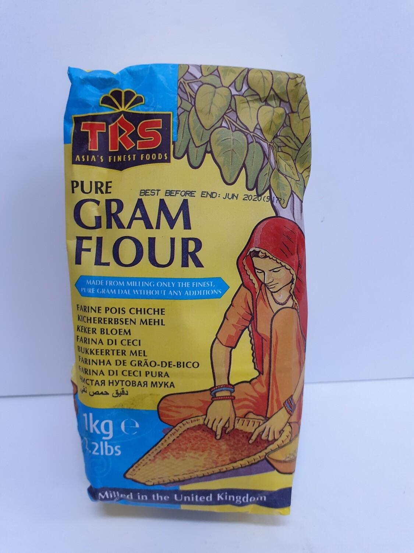 Pure Gram Flour TRS 1Kg