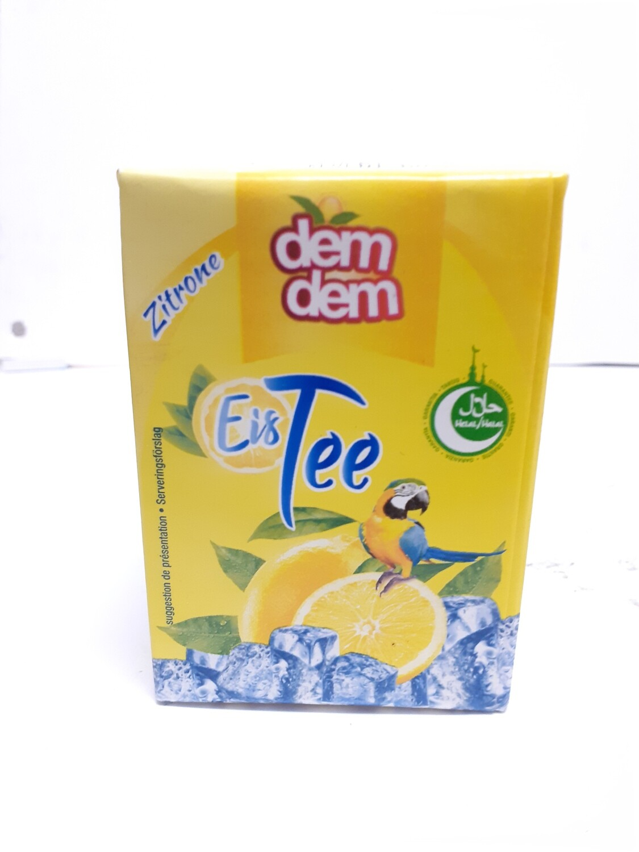 Eis Tee Zitrone DEM DEM 100 ml