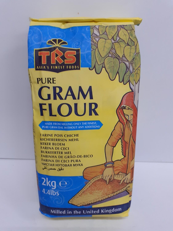 Pure Gram Flour TRS 2Kg