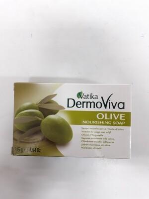 Olive Nourishing Soap VATIKADERMO VIVA  115 g