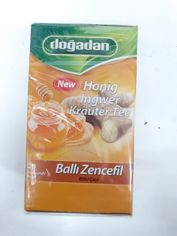 Balli Zencefil DOGADAN 40 g