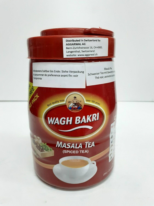 Masala Tea WAGH BAKRI 300 g