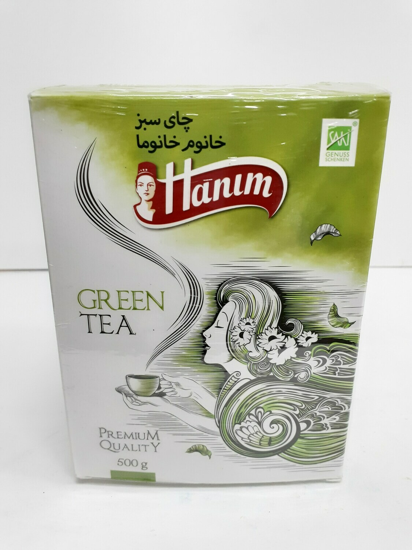 Green Tea HANIM 500 g