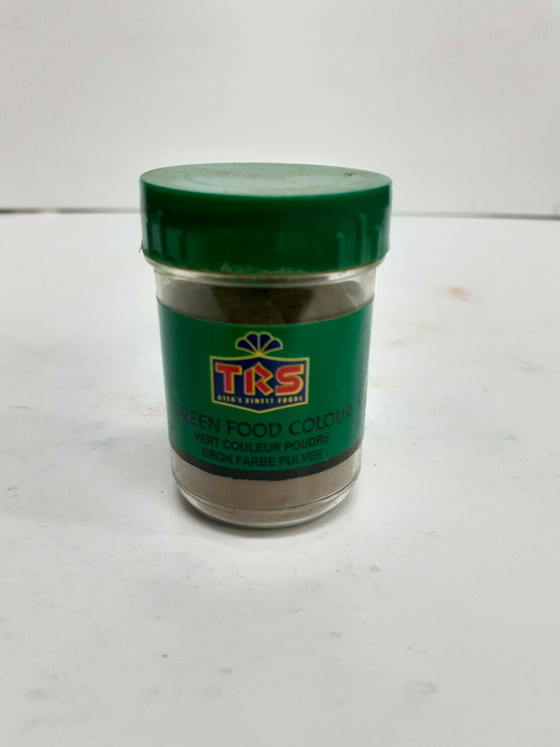 Green Food Colour TRS 25 g