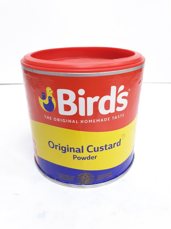 Original Custard Powder BIRDS 300 g