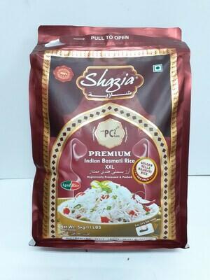 Indian Basmati Rice SHAZIA 5 Kg