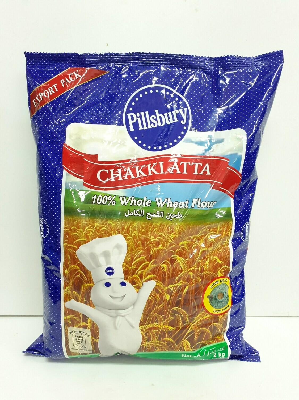 Chakki Atta PILLSBURY 2Kg