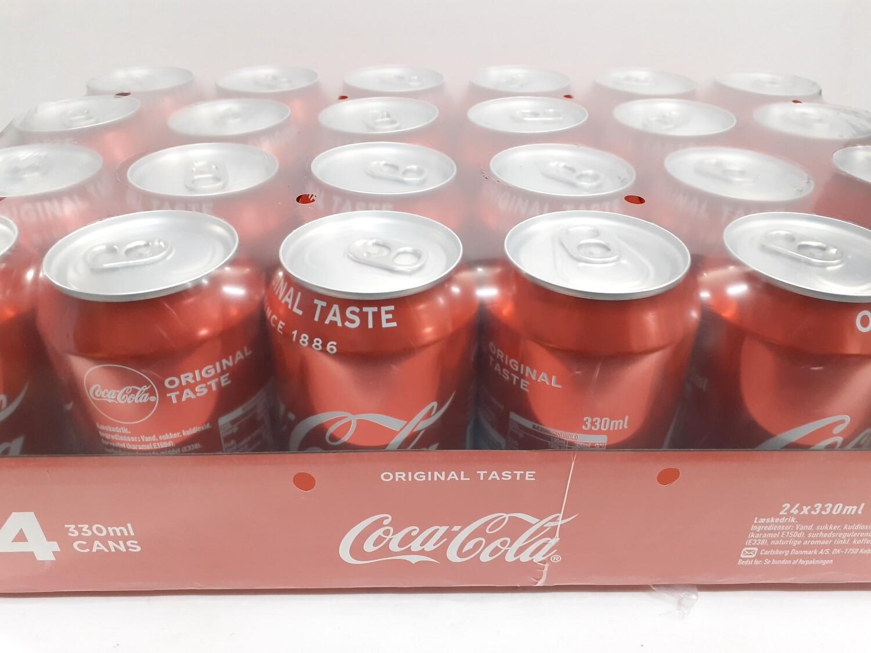Coca Cola 24 x 330 cl