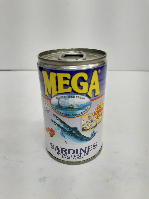 Sardines MEGA 155 g