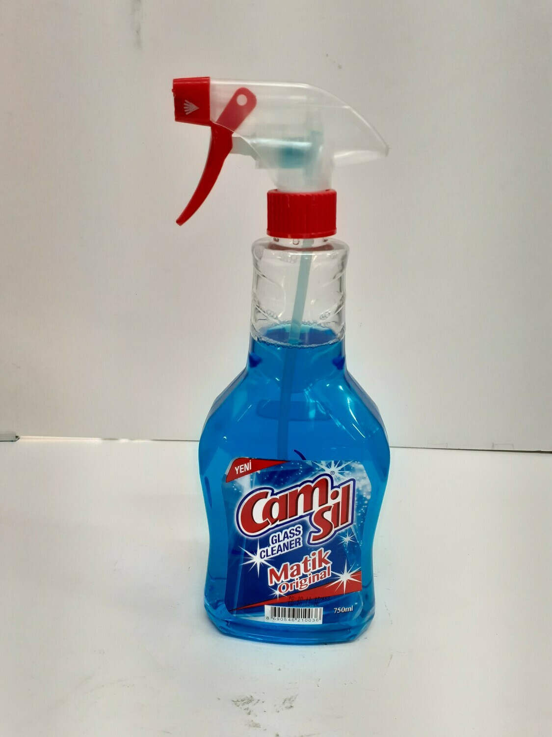 Glass Cleaner CAMSIL 750 ml