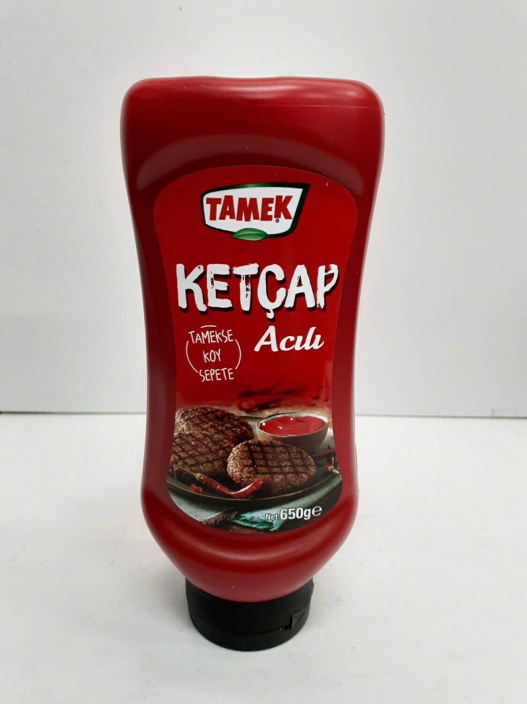Ketcap Acili TAMEK 650 g
