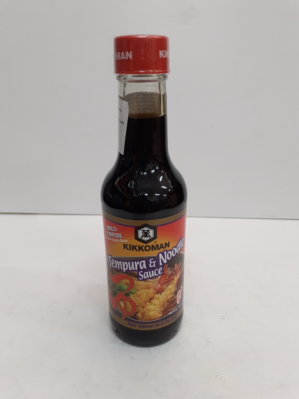 Tempura Noodle Sauce KIKKOMAN 250 ml