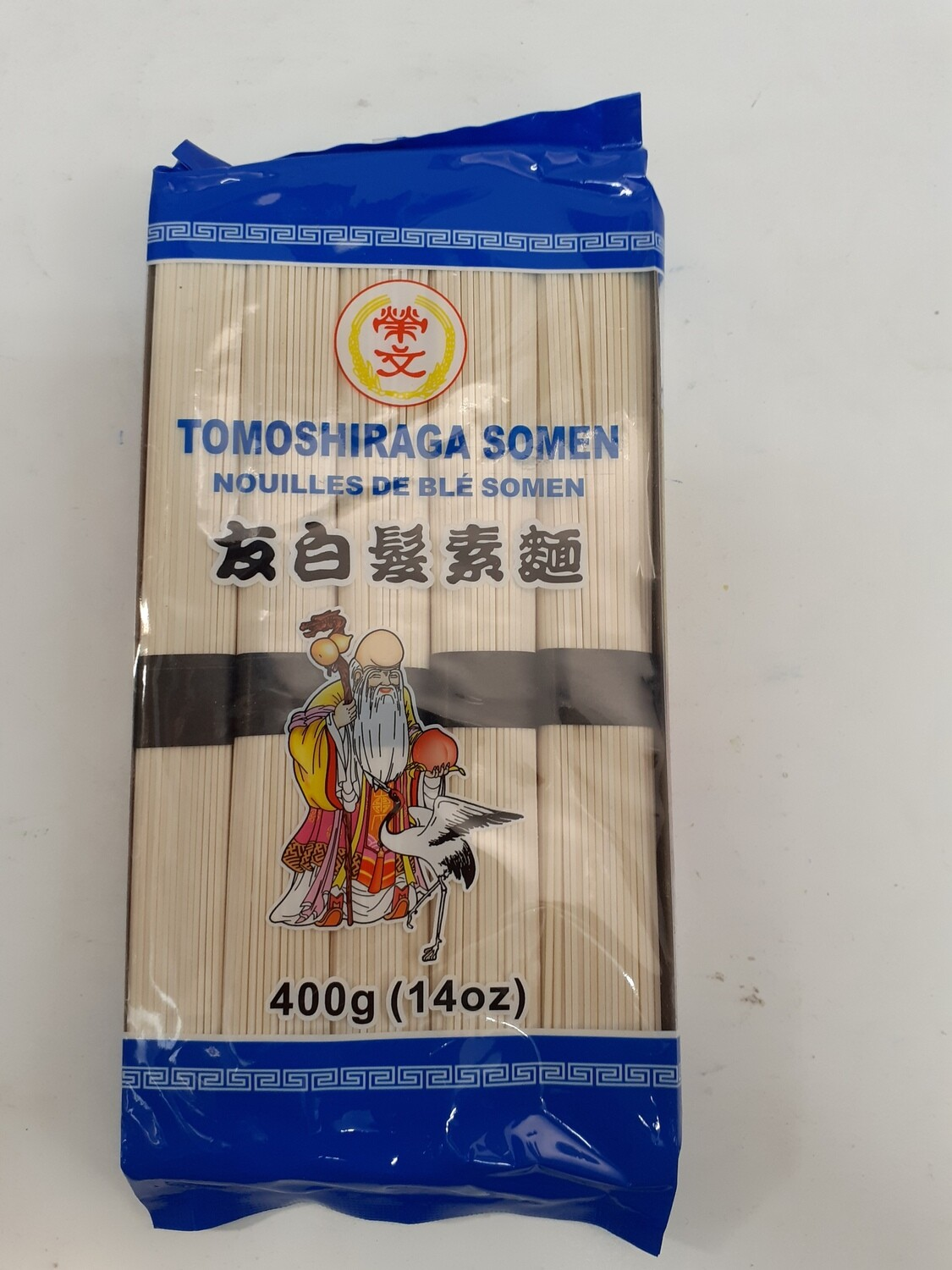 TOMOSHIRAGA SOMEN 400 g