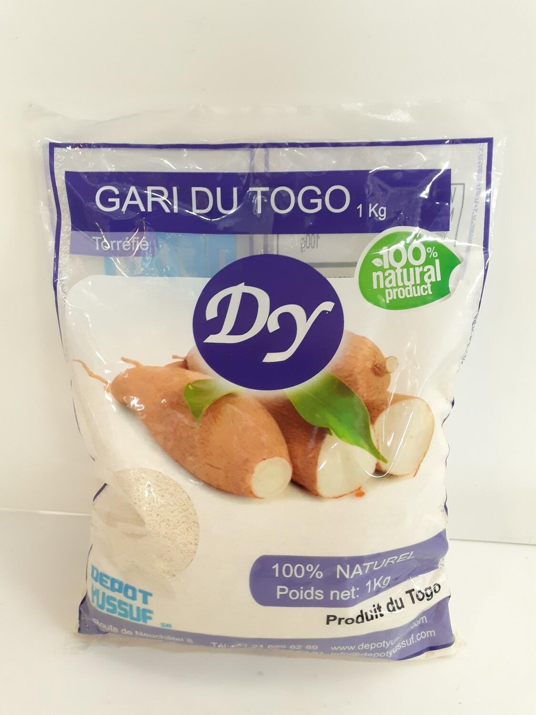 Gari Du Togo DY 1Kg