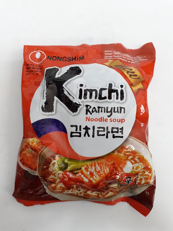 Kimchi Ramyun NONGSHIM 120 g