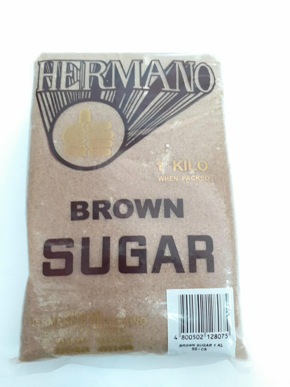 Brown Sugar HERMANO 1Kg
