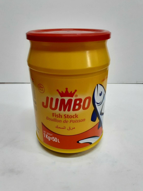 Fish Stock JUMBO 1 Kg
