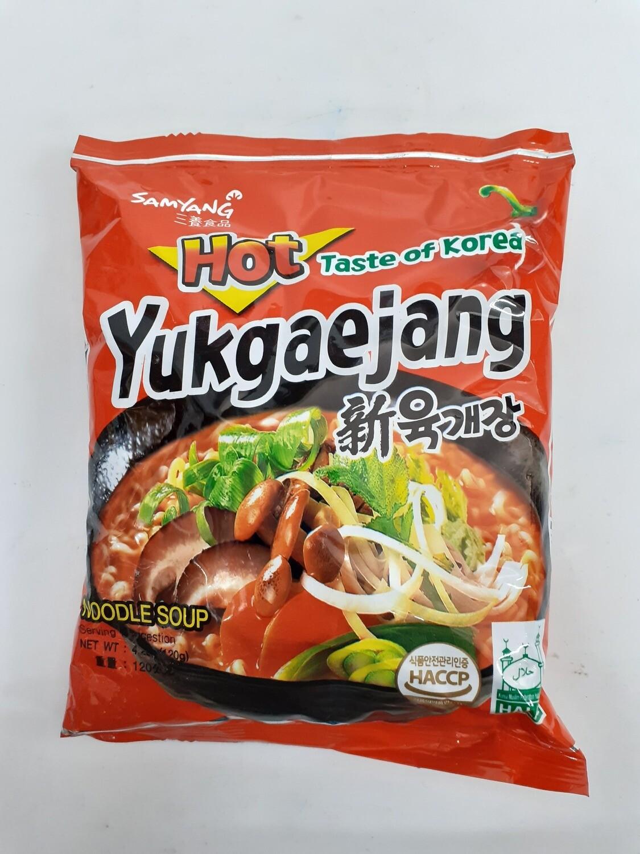 Yurkgaejang HOT 120 g