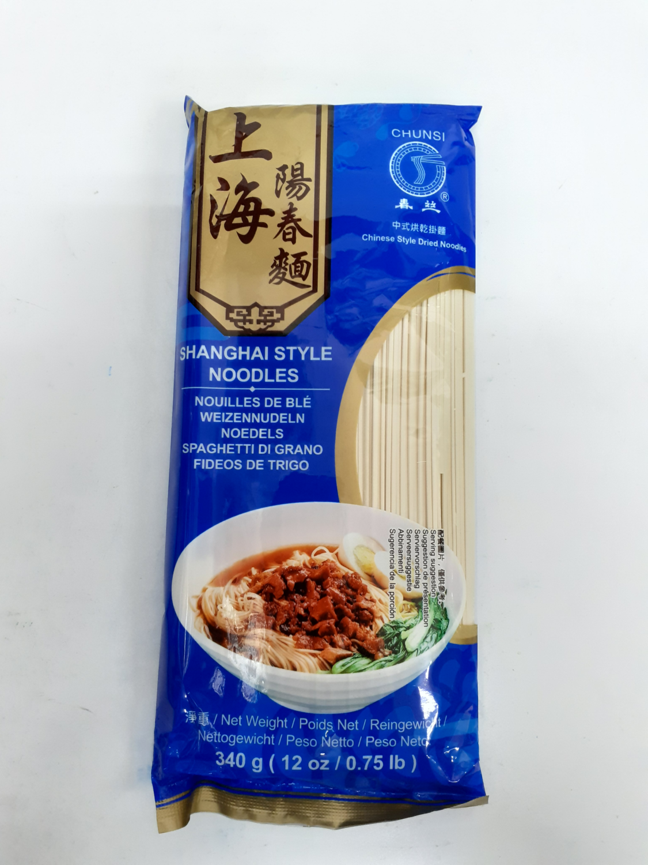 Shanghai Style Noodles CHUNSI 340 g
