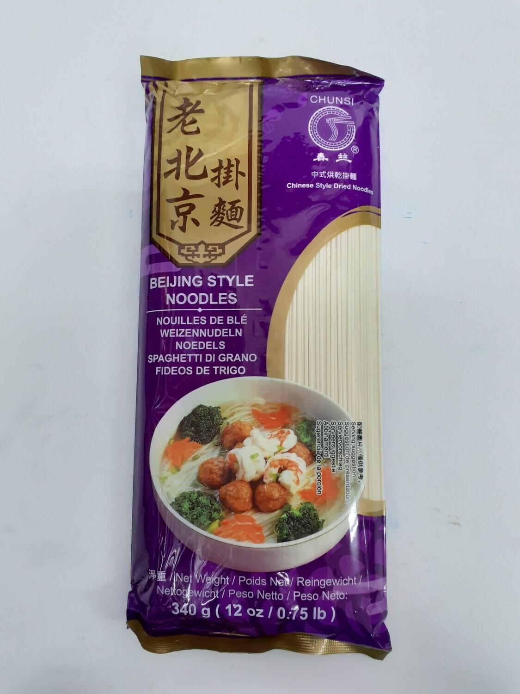 Beijing Style Noodles CHUNSI 340 g