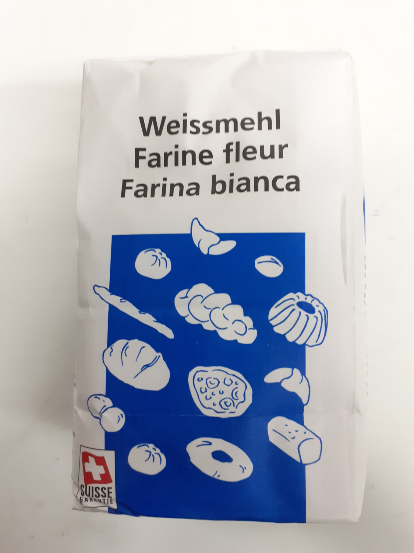 Farine Fleur/Farina Bianca 1 Kg