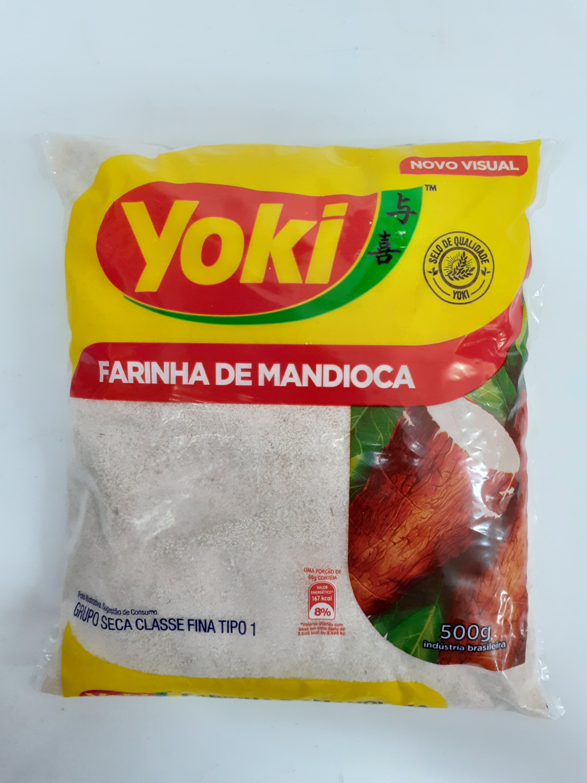 Farinha de Mandioca YOKI 500 g