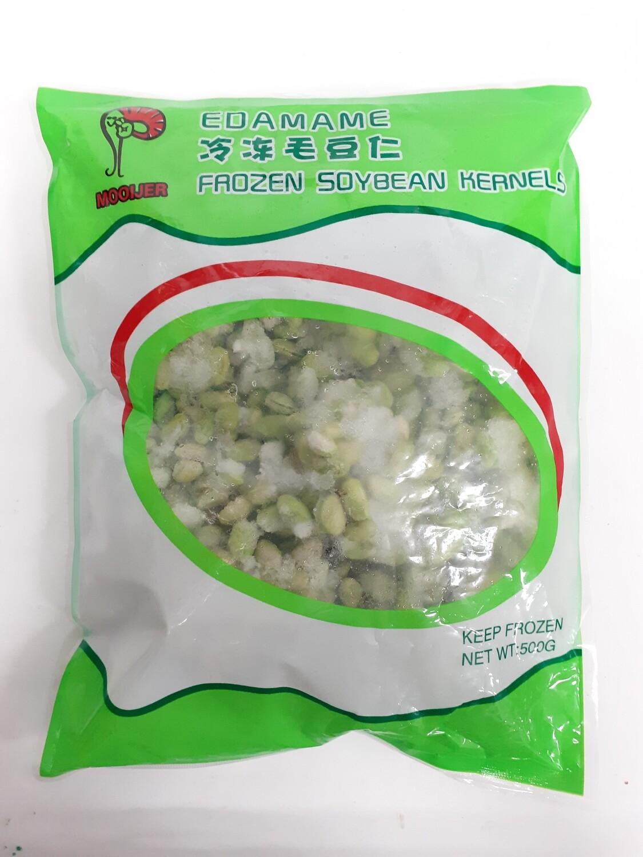 Frozen Soybean Kernels MOOIJER 500 g