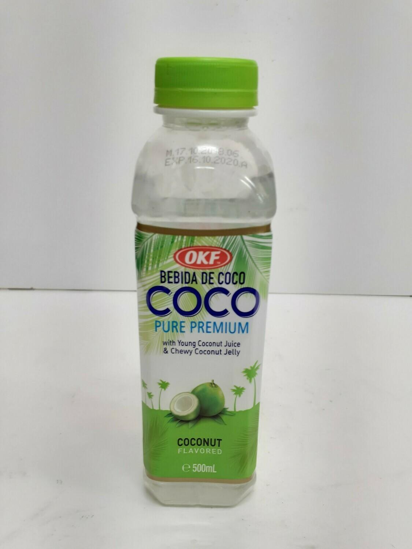 Bebida de Coco OKF 500 ml