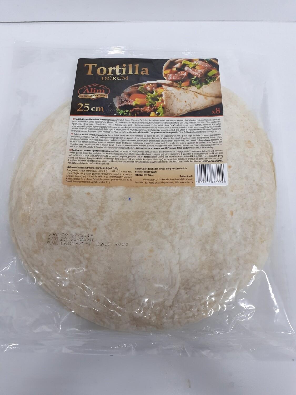 Tortilla Dürum ALIM 100 g