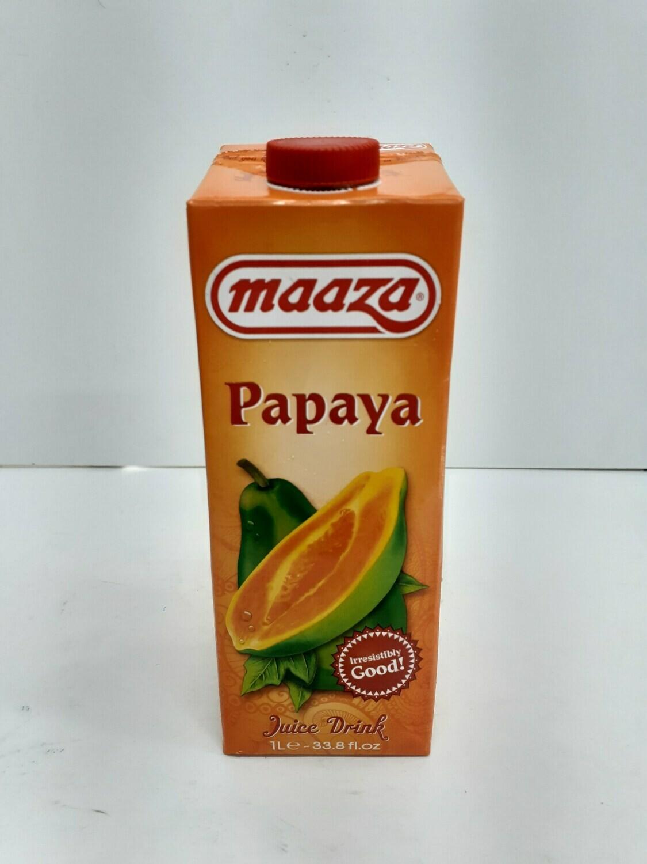 Papaya Juice Drink MAAZA 1 L