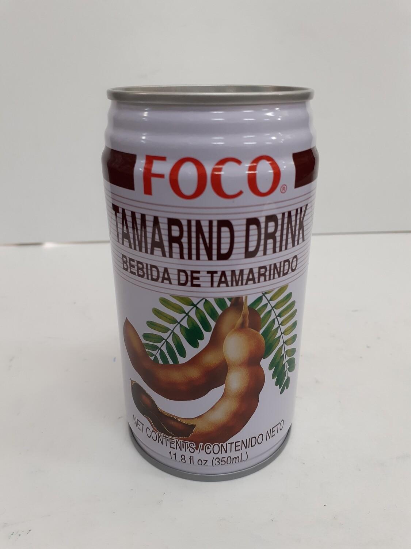 Tamarind Drink FOCO 350 ml