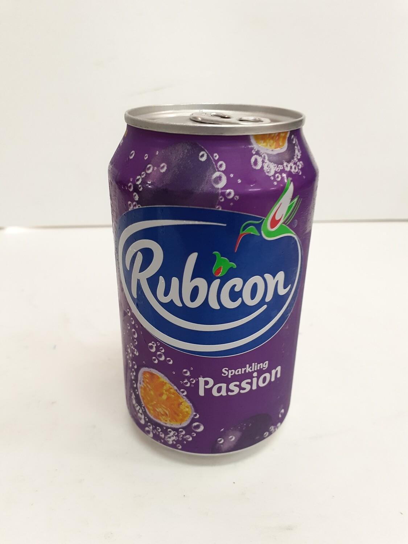 Sparkling Passion RUBICON 330 ml